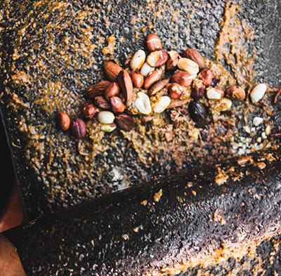 Vegan Mole Cooking Class