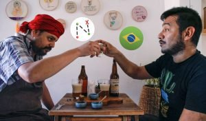 Nomad Cook visits Cultivo Tiradentes