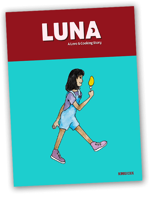 Luna: A Love and Cooking Story
